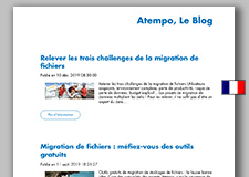 5 raisons de choisir Miria for Migration